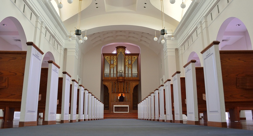 chapel-organ