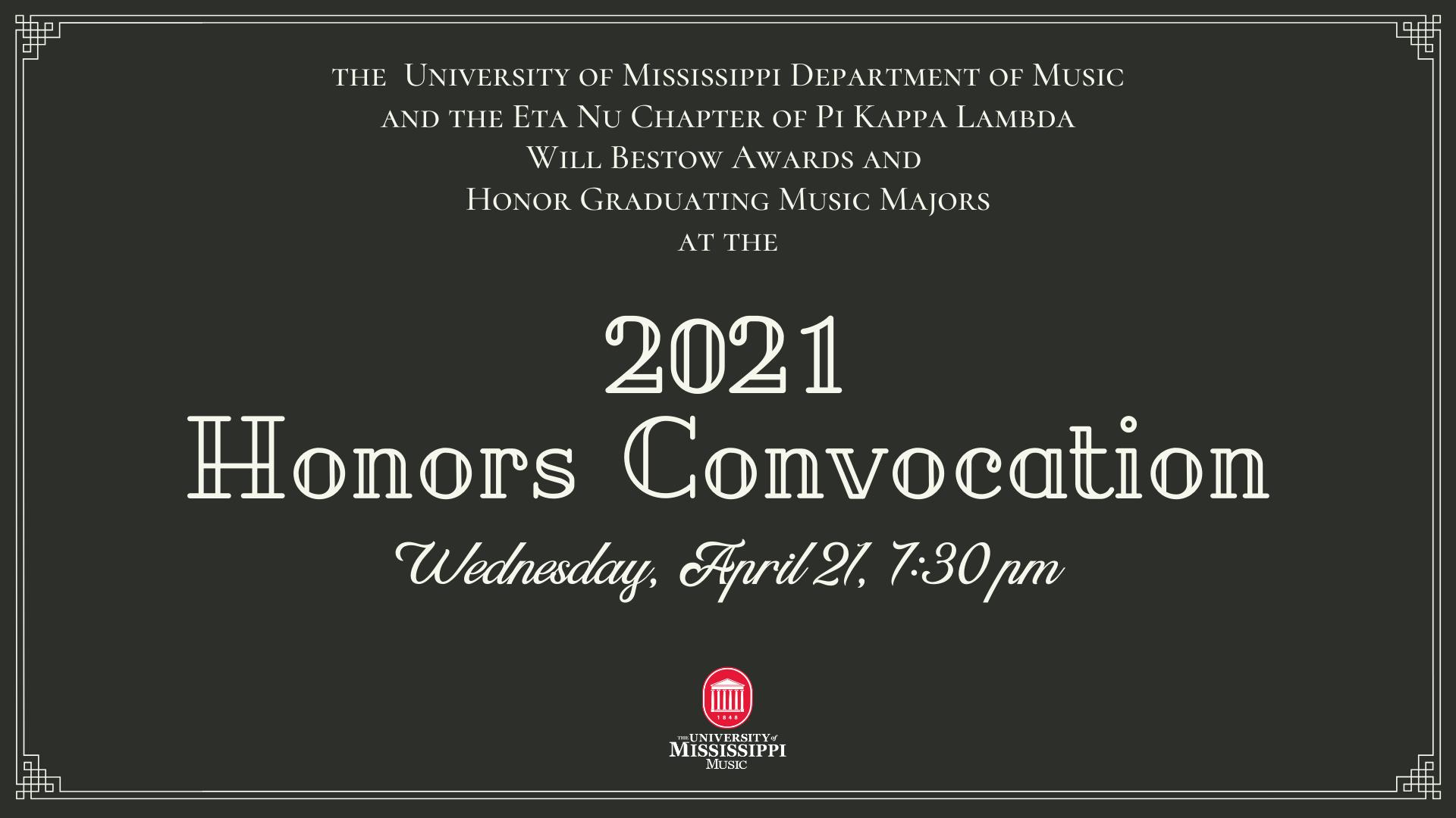 Convocation Invitation 2021 pres